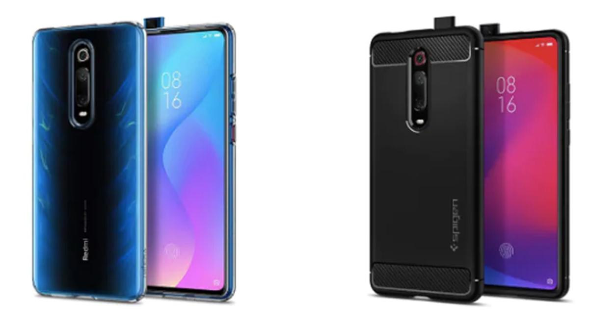 Xiaomi Poco F2 Leaked Case Images Reveal Design Similar to Redmi K20 Pro