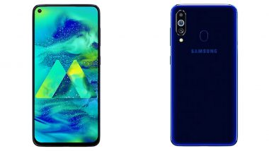 Samsung Galaxy M50 Likely To Be Launched in India on November 15; Expected Price, Features & Specifications