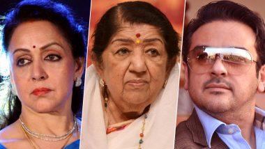Hema Malini, Adnan Sami Wish Singer Lata Mangeshkar a Speedy Recovery (Read Tweets)