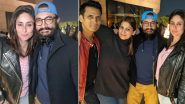 Kareena Kapoor Khan, Aamir Khan Party With Laal Singh Chaddha Team After Kicking-Off First Schedule (View Pics)