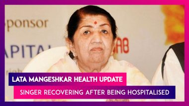 Lata Mangeshkar Health Update: Singer Sent Home After Being Kept on Ventilator Support in Hospital