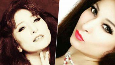 Pakistani-Afghani Actress Malisha Heena Khan Posts Nude Photos to Support Pak Singer Rabi Pirzada