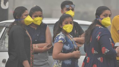 Uttar Pradesh Pollution: Haze Blankets Parts of State, Air Quality in Noida, Ghaziabad, Greater Noida Plunges to 'Severe' Category