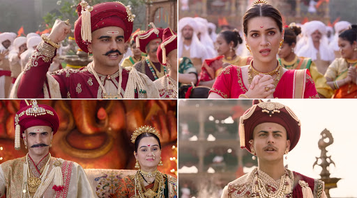 Panipat Song Mard Maratha: This Arjun Kapoor-Kriti Sanon Track Is Powerful (Watch Video)