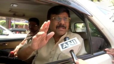 Shiv Sena MP Sanjay Raut Writes Scathing Letter to Venkaiah Naidu Over His Seat Change in Rajya Sabha