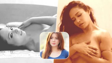 Malisha Heena Khan and Ishika Borah Post Nude Photos to Support Pak Singer Rabi Pirzada! #SupportRabiPirzada Goes Viral