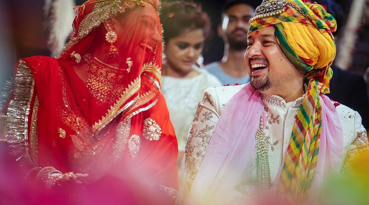 Mohena Kumari Singh and Suyesh Rawat Concluded Their Grand Reception in Rewa