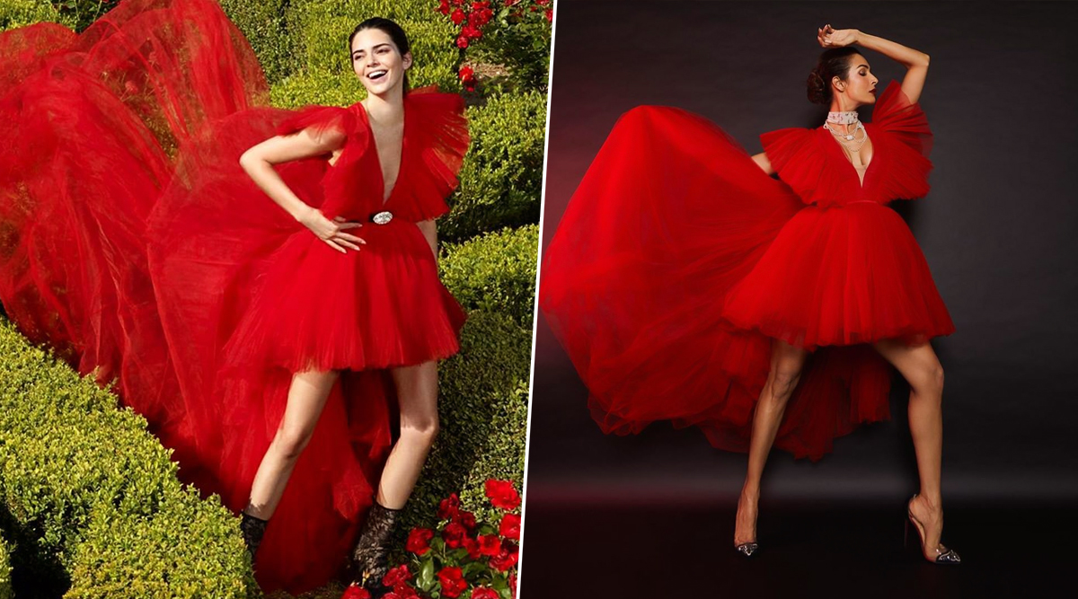 Malaika Arora Vs Kendall Jenner - Who wore it better?