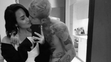 Demi Lovato Makes Her Relationship with Austin Wilson Instagram Official