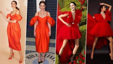 Fashion Face-Off! Malaika Arora Vs Kendall Jenner and Deepika Padukone Vs Emilia Clarke - Whose Red Hot Avatar Did You Love the Most?
