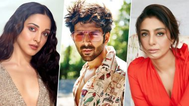 Bhool Bhulaiyaa 2: Tabu Comes on Board for Kartik Aaryan and Kiara Advani's Horror Comedy