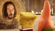 The SpongeBob Movie 3 Trailer: Keanu Reeves Steals the Show as a Tumbleweed and Netizens Can't Contain Their Excitement!