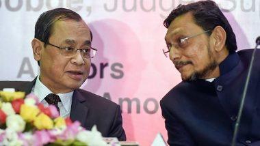 CJI Ranjan Gogoi's Last Working Day Today, To Retire on November 17, SA Bobde to Take Over as Next CJI of India