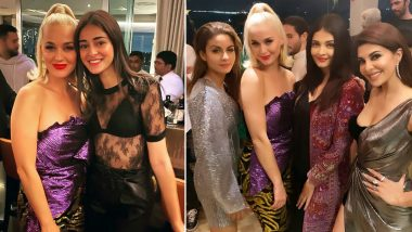 Photos: Katy Perry Parties With Aishwarya Rai Bachchan, Ananya Panday and Other Bollywood Celebs at a Bash Hosted by Karan Johar
