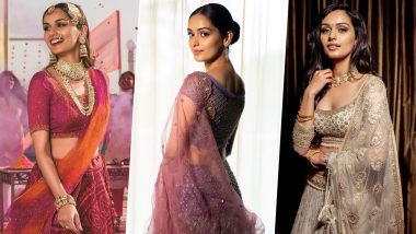 Manushi Chhillar as Sanyogita in Prithviraj: 5 Pictures of the Former Miss World that Prove She's an Apt Casting