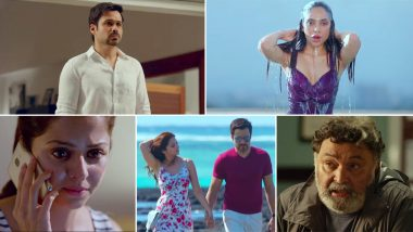 The Body Trailer: Emraan Hashmi and Rishi Kapoor's Thriller Looks Edgy and Intriguing (Watch Video)