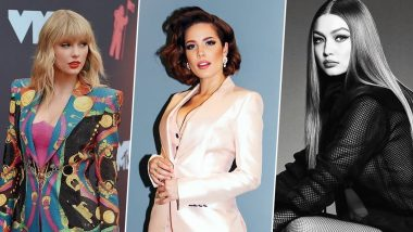 Halsey, Gigi Hadid and Others Come in Support of Taylor Swift After Former Label Blocks Her From Performing Her Old Songs at AMAs