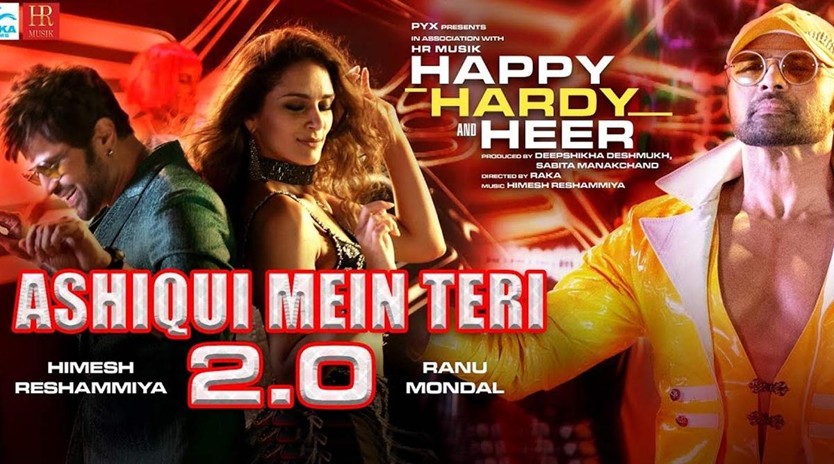 Ashiqui Mein Teri 2.0 Music Video: Ranu Mondal and Himesh Reshammiya Song Is Rocking (Watch Video)