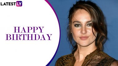 Shailene Woodley Birthday Special: 5 Lesser-Known Facts About The Big Little Lies Star's Activism That Will Impress You!