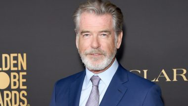 Pierce Brosnan's Sons Paris and Dylan Named 2020 Golden Globe Ambassadors