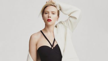 Scarlett Johansson Says She Was Typecast 'Hyper-Sexualised' in Her Early Days in the Industry