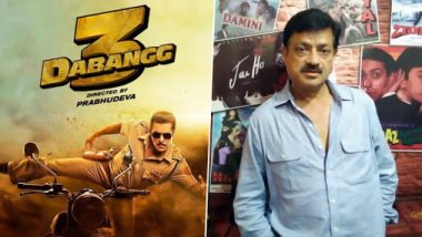 Salman Khan Credited For Dabangg 3 Screenplay while Dilip Shukla's Name Goes Missing; Latter Only Credited for Dialogues