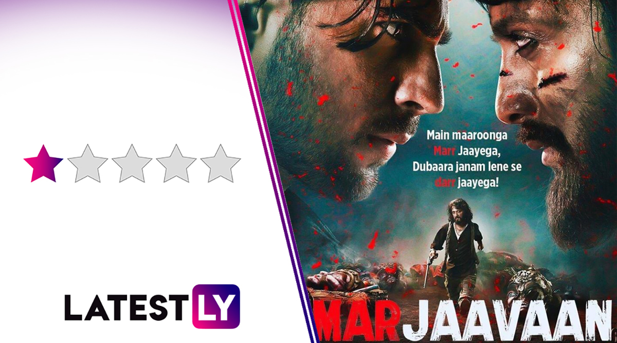 Marjaavaan Movie Review: Sidharth Malhotra, Tara Sutaria and Riteish Deshmukh's Action Drama Is a Soul-Less Assortment of Bad Rhymes