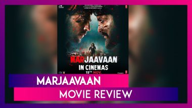 Marjaavaan Movie Review: Sidharth Malhotra, Tara Sutaria's Film Is A Tedious Watch