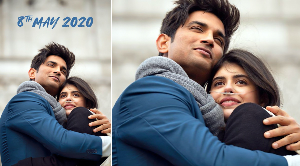 Dil Bechara: Not Netflix, Sushant Singh Rajput and Sanjana Sanghi's The Fault In Our Stars Remake Will Have a Theatrical Release on May 8, 2020