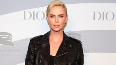 Charlize Theron's Children Thinks Her Oscar Nomination For Bombshell is 'a Waste of Time'