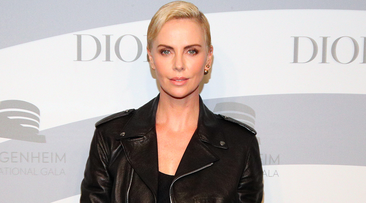 Charlize Theron's Children Think Her Oscar Nomination For Bombshell is 'a Waste of Time'