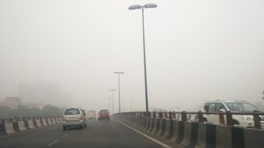 Delhi Air Pollution: AQI Improves to 'Moderate' Category as Rains Lash City