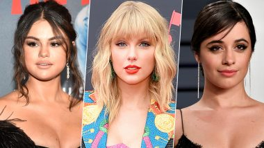 Selena Gomez, Camila Cabello Support Taylor Swift Who Is Banned to Perform Her Own Old Songs on TV