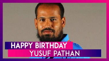 Happy Birthday Yusuf Pathan: Things To Know About Indian Explosive Batsman