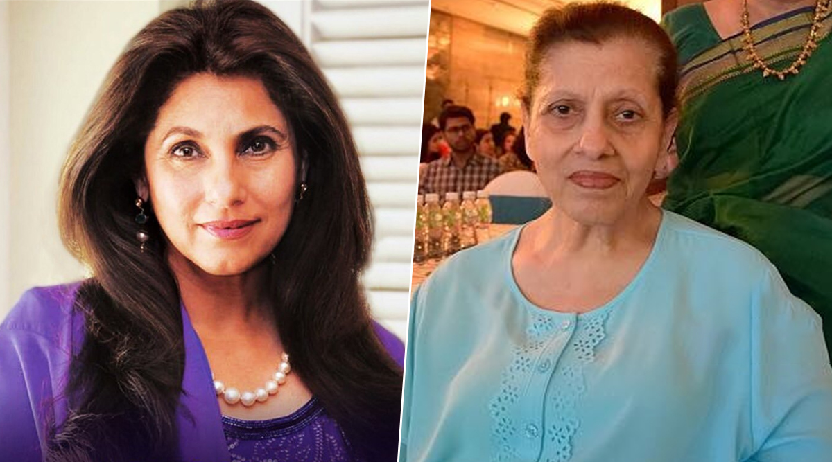 Dimple Kapadia's Mother Betty Kapadia Hospitalised in Mumbai
