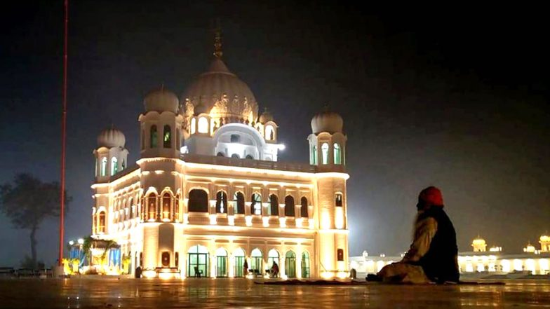 Kartarpur Sahib Gurdwara in Pakistan Witnesses Spike in Footfall of Pilgrims, Nearly 1,800 Visitors to Visit Holy Shrine This Sunday