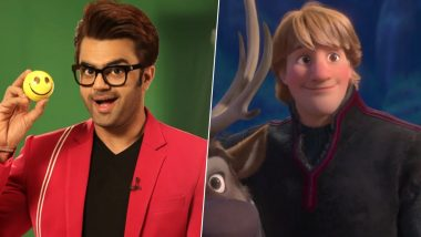 Frozen 2: Maniesh Paul Joins Priyanka, Parineeti Chopra in the Hindi Version of The Disney Film to Voice This Character
