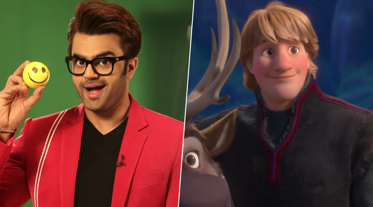 Frozen 2: Maniesh Paul Joins Priyanka, Parineeti Chopra in the Hindi Version of The Disney Film to Voice This Character