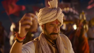 Tanhaji: The Unsung Warrior Box Office Collections Day 8: Ajay Devgn Starrer Keeps a Steady Pace, Earns Rs 128.97 Crores