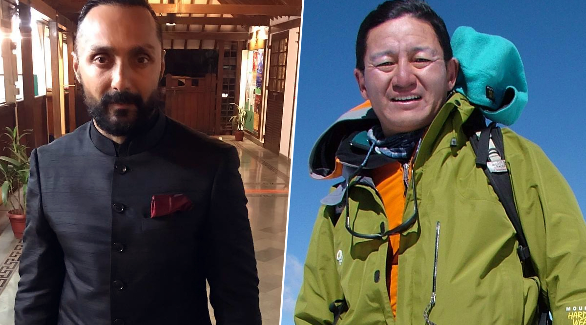 Rahul Bose Wants a Biopic on Sherpa Tenzing Norgay, the First Person to Reach Mount Everest,With Him as the Lead
