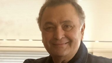 Rishi Kapoor Takes a Jibe at BJP, Says 'Govt Should Name Places after Artistes Rather Than Politicians'