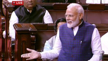 PM Narendra Modi Addresses 250th Session of Rajya Sabha, Says 'Upper House is Representative of India's Diversity'