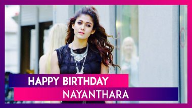 Happy Birthday Nayanthara: Here's Why She's The Lady Superstar Of Kollywood!