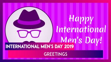 International Men's Day 2019 Messages: WhatsApp Greetings, Images & Quotes to Wish Men