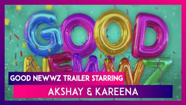 Good Newwz Trailer: Akshay, Kareena, Diljit & Kiara Serve A Bland Humour