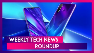 Weekly Tech News Roundup: OnePlus 8 Pro; Motorola RAZR 2019, WhatsApp Dark Mode, Apple MacBook Pro 16, Huawei Kirin A1 & More