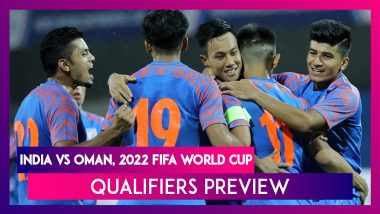 India vs Oman, 2022 FIFA World Cup Asian Qualifiers Preview: Beleaguered India battle For Survival
