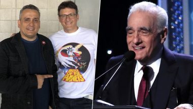 Avengers: Endgame Directors Russo Brothers Go Hard at Martin Scorsese Saying 'Nobody Owns Cinema'