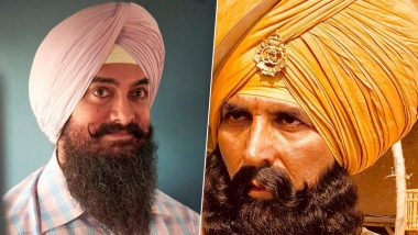 Aamir Khan Fans Criticise Akshay Kumar's Look In Kesari As Laal Singh Chaddha's First Look Releases