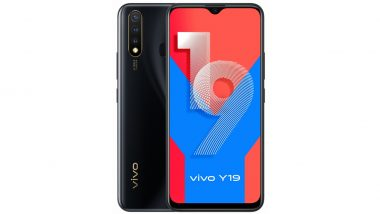 Vivo Y19 With Massive 5000mAh Battery Launched; Prices, Features, Variants & Specifications